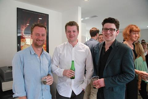 Bankside office party 21